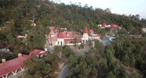 Арепонамичик - Mansion Tarahumara