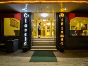 Hotel Classic Diplomat, Hotely  Nové Dilí - big - 75