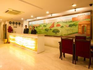 Hotel Classic Diplomat, Hotels  New Delhi - big - 74