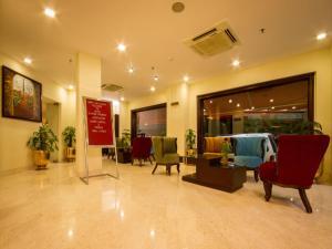 Hotel Classic Diplomat, Hotely  Nové Dilí - big - 47