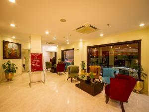Hotel Classic Diplomat, Hotely  Nové Dilí - big - 52