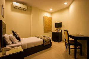 Hotel Classic Diplomat, Hotely  Nové Dilí - big - 26