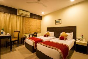 Hotel Classic Diplomat, Hotely  Nové Dilí - big - 9