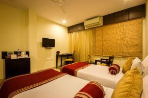 Hotel Classic Diplomat, Hotely  Nové Dilí - big - 48