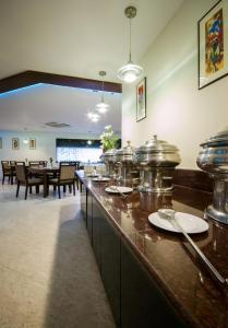 Hotel Classic Diplomat, Hotely  Nové Dilí - big - 66