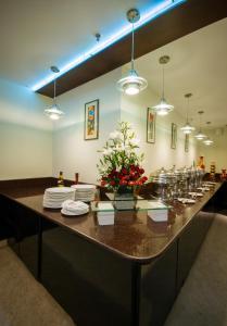 Hotel Classic Diplomat, Hotely  Nové Dilí - big - 46
