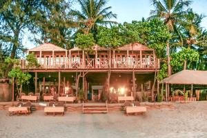 Rustic hut on Agonda beach, by GuestHouser