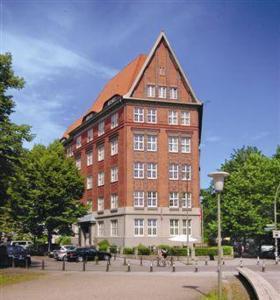 Hotel Preuss im Dammtorpalais