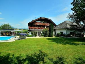 Ferienwohnungen Presslauer Mori - Haus Irmgard, Apartments  Sankt Kanzian - big - 28