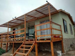 totoralillo casas y cabanas thania