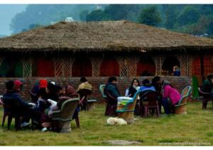 Ganga TreePie Riverside Camps