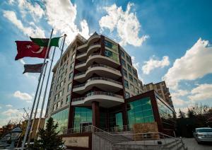 Анкара - Akman TZOB Otel
