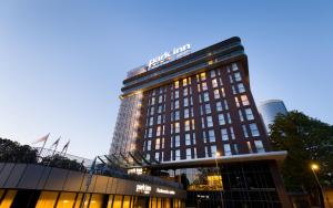 Рига - Park Inn by Radisson Riga Valdemara