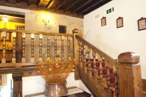 La Casa del Organista, Отели  Сантильяна-дель-Мар - big - 31