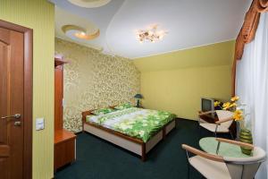 Отель Хоттей - фото 16