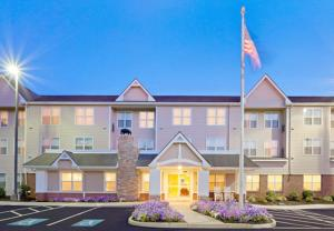Nearby hotel : Residence Inn Boston Dedham
