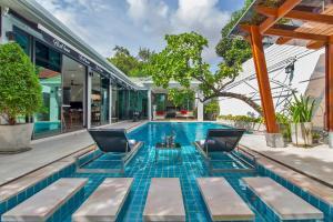 Day Dream 4 bedroom villa sleeps 10 By HVT