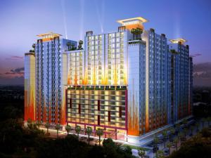 obrázek - Apartemen Kemang View 2BR 1211