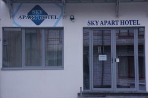 Sky Apart Hotel, Aparthotely  Brusel - big - 22