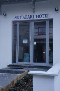 Sky Apart Hotel, Aparthotely  Brusel - big - 23
