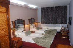 Sky Apart Hotel, Aparthotely  Brusel - big - 15