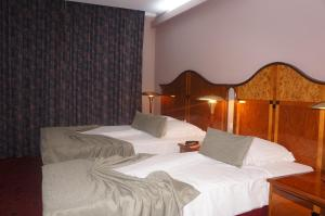 Sky Apart Hotel, Aparthotely  Brusel - big - 10