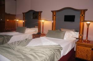Sky Apart Hotel, Aparthotely  Brusel - big - 16