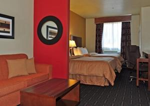Comfort Suites Natchitoches, Hotel  Natchitoches - big - 4