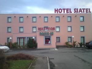 Hotel Siatel Metz
