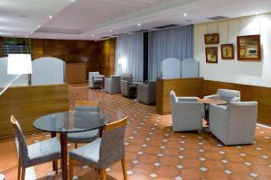 Nuevo Hotel Horus, Hotel  Saragozza - big - 37