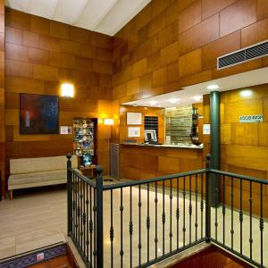 Nuevo Hotel Horus, Hotel  Saragozza - big - 38