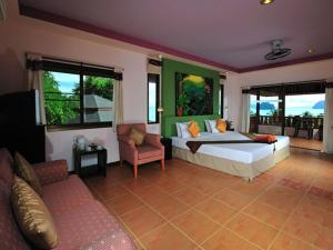 Koh Ngai Cliff Beach Resort, Rezorty  Ko Ngai - big - 21