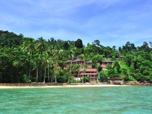Koh Ngai Cliff Beach Resort, Rezorty  Ko Ngai - big - 17