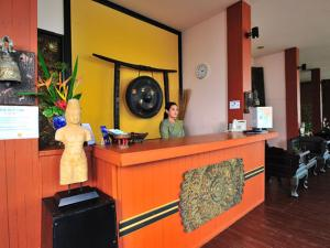 Koh Ngai Cliff Beach Resort, Rezorty  Ko Ngai - big - 29