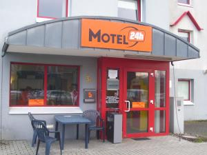 Hotels in der Nähe : Motel 24h Berlin