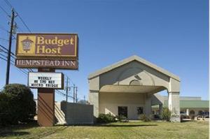 Budget Host Hempstead inn Brookhollow Energy Corridor Houston