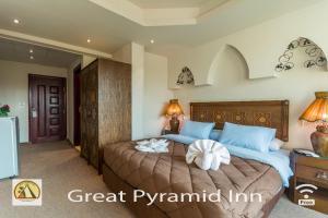 Great Pyramid Inn Giza