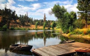 Баджер (Калифорния) - Sequoia Resort