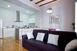 Flatsforyou Russafa Design, Apartmanok  Valencia - big - 3