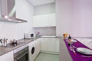 Flatsforyou Russafa Design, Apartmanok  Valencia - big - 5