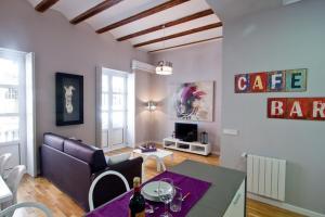 Flatsforyou Russafa Design, Apartmanok  Valencia - big - 8