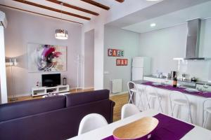 Flatsforyou Russafa Design, Apartmanok  Valencia - big - 9
