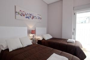 Flatsforyou Russafa Design, Apartmanok  Valencia - big - 13