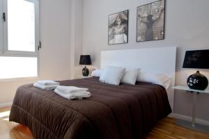 Flatsforyou Russafa Design, Apartmanok  Valencia - big - 14