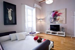 Flatsforyou Russafa Design, Apartmanok  Valencia - big - 22