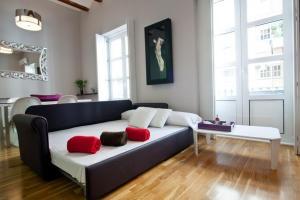 Flatsforyou Russafa Design, Apartmanok  Valencia - big - 24