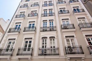 Flatsforyou Russafa Design, Apartmanok  Valencia - big - 25