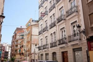 Flatsforyou Russafa Design, Apartmanok  Valencia - big - 26