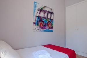 Flatsforyou Russafa Design, Apartmanok  Valencia - big - 27