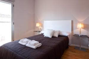 Flatsforyou Russafa Design, Apartmanok  Valencia - big - 32